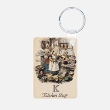 K is for Kitchen Keychains