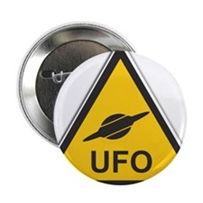 "UFO 2.25"" Button (10 pack)"