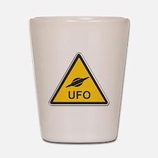 UFO Shot Glass