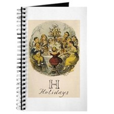 H is for Holidays Journal