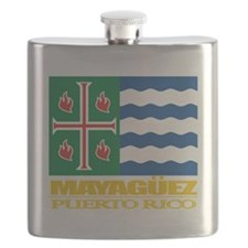 Mayaguez Flag.png Flask