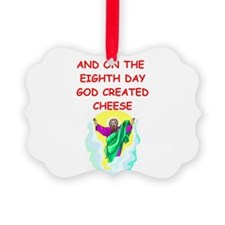 CHEESE.png Ornament
