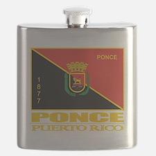Ponce Flag.png Flask