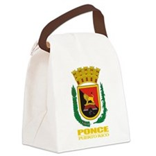 Ponce COA.png Canvas Lunch Bag