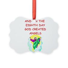 ANGELS.png Ornament