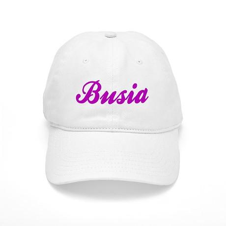 Busia Cap (White or Khaki)