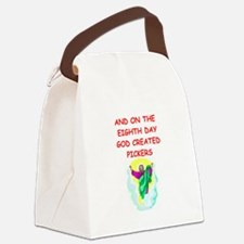 PICKERS.png Canvas Lunch Bag