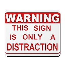 Distraction Mousepad