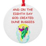 DUNEBUGGIES.png Round Ornament