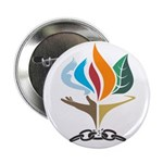 "UUCQC Logo 2.25"" Button (10 pack)"