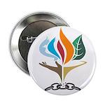 "UUCQC Logo 2.25"" Button"