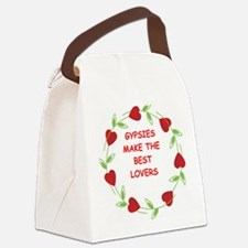 GYPSIES.png Canvas Lunch Bag
