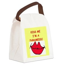 PARAMEDIC.png Canvas Lunch Bag