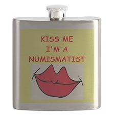 NUMISMATIST.png Flask