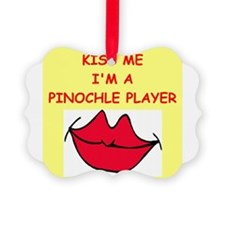 PINOCHLE.png Ornament