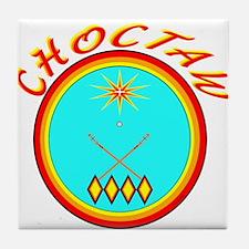 CHOCTAW Tile Coaster