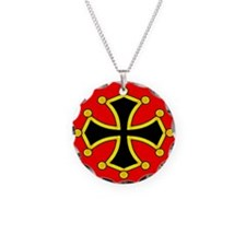 Cathar Cross Necklace