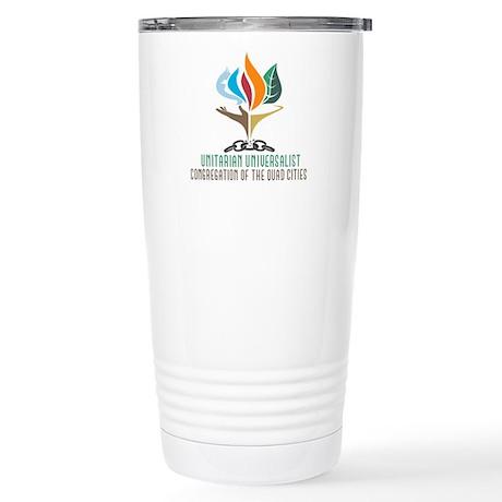 UUCQC Brand Stainless Steel Travel Mug
