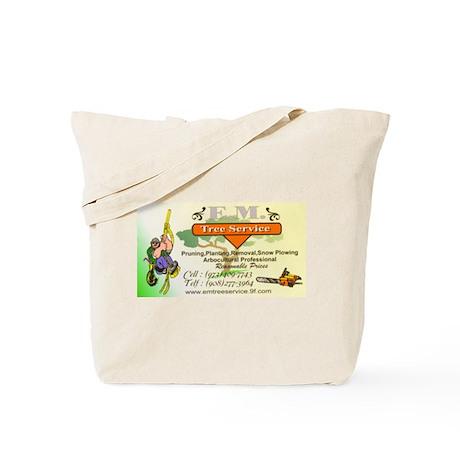 EM Tree Service Tote Bag