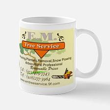 EM Tree Service Mug