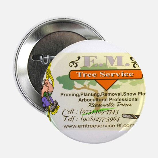 "EM Tree Service 2.25"" Button"