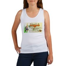 EM Tree Service Women's Tank Top