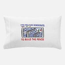 BORDER FENCE Pillow Case