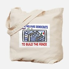 BORDER FENCE Tote Bag