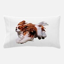 Cavalier Running- Blenheim Pillow Case