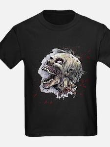 Zombie head T