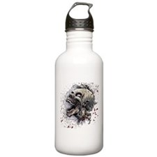 Zombie head Sports Water Bottle