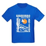 Saguaro national park Kids T-shirts (Dark)