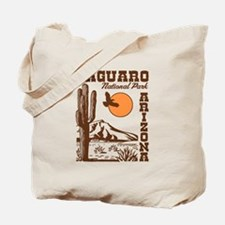 Saguaro National Park Tote Bag