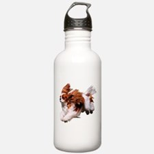Cavalier Running- Blenheim Water Bottle