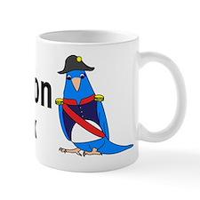 Blue Napoleon Complex Mug