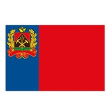 Kemerovo Flag Postcards (Package of 8)