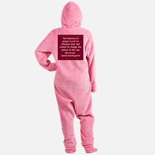 19.png Footed Pajamas