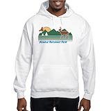 Acadia national park maine Light Hoodies