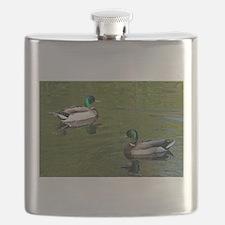 Ducks Flask