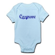 Cosgrove, Blue, Aged Infant Bodysuit