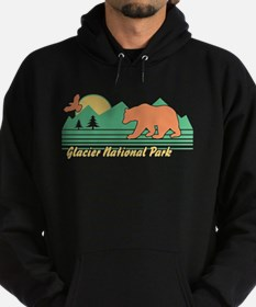 Glacier National Park Hoody