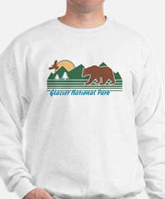 Glacier National Park Jumper