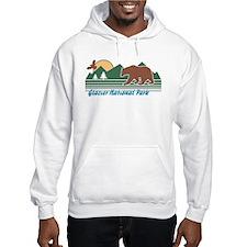 Glacier National Park Jumper Hoody