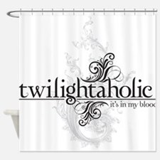 twilightaholic_1-01.png Shower Curtain