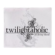twilightaholic_1-01.png Throw Blanket