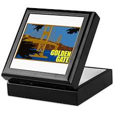 Golden Gate Keepsake Box