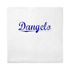 Dangelo, Blue, Aged Queen Duvet