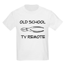 Old School TV Remote T-Shirt