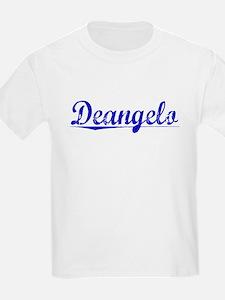Deangelo, Blue, Aged T-Shirt