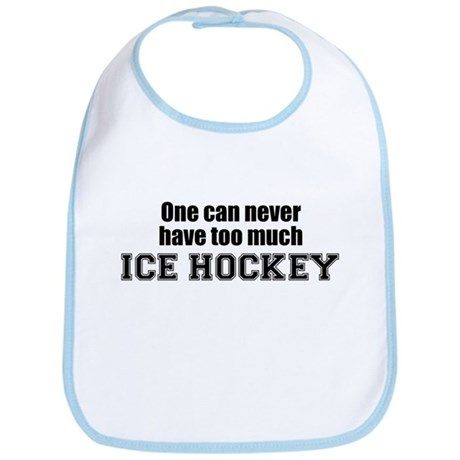 Never Too Much ICE HOCKEY Bib